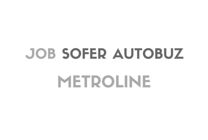 Job sofer de autobuz Londra pentru Metroline - Image 1