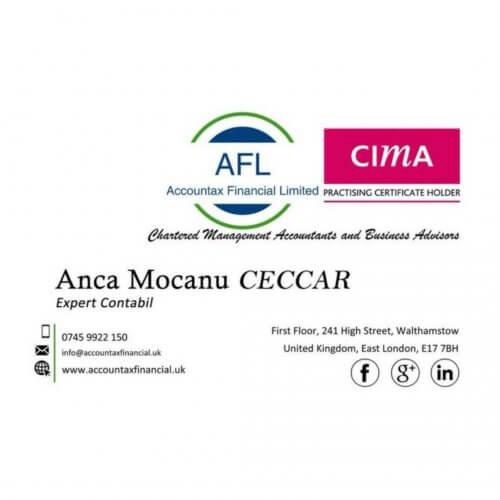 Accountax Financial Limited