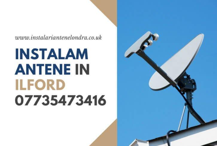 Instalari antene satelit in Ilford - Londra - Image 1