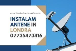 Instalez antene satelit in Londra