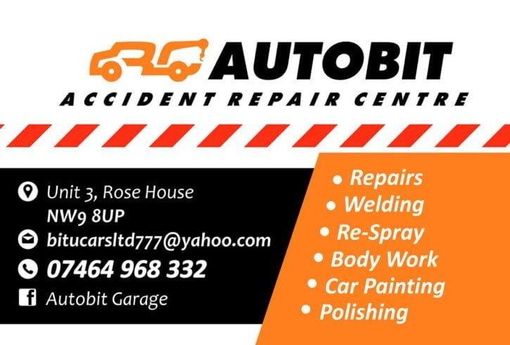 Autobit Garage - Tinichigerie auto - Vopsitorie auto - Image 1