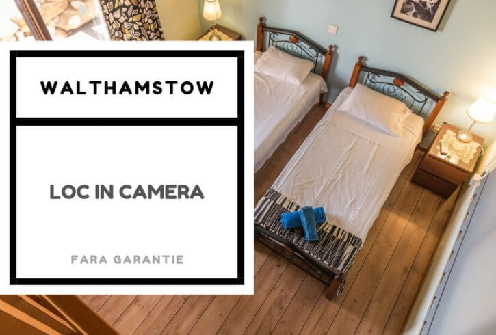 Walthamstow - Camera de 2 persoane - £80/saptamana - Image 1