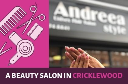 Andreea style - Unisex Salon in Cricklewood