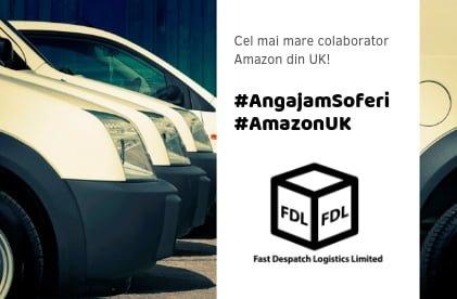 #AngajamSoferi #AmazonUk