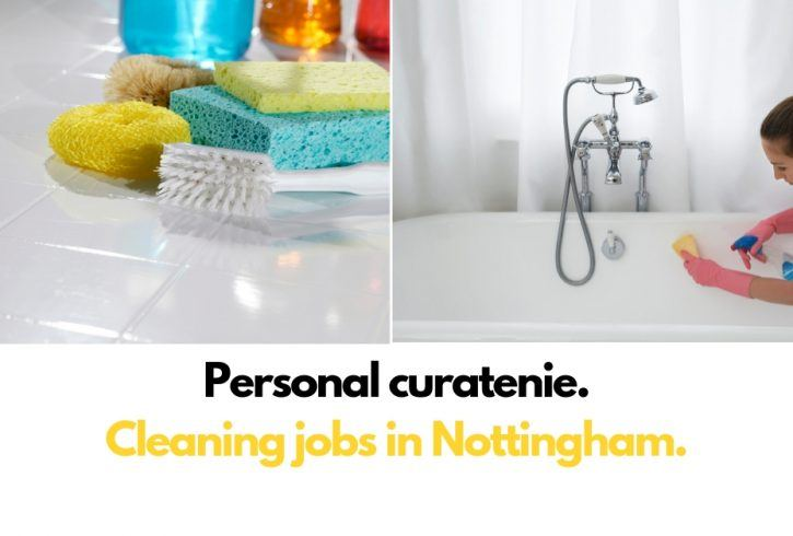 Personal curatenie - cleaning jobs - Nottingham - Image 1
